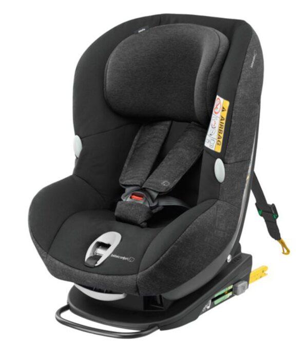 Seggiolino auto Milofix (Gr. 0+/1) nomad black - Bébé Confort