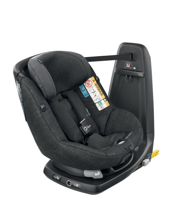 Seggiolino auto Axissfix (Gr. 0+/1) nomad black - Bébé Confort