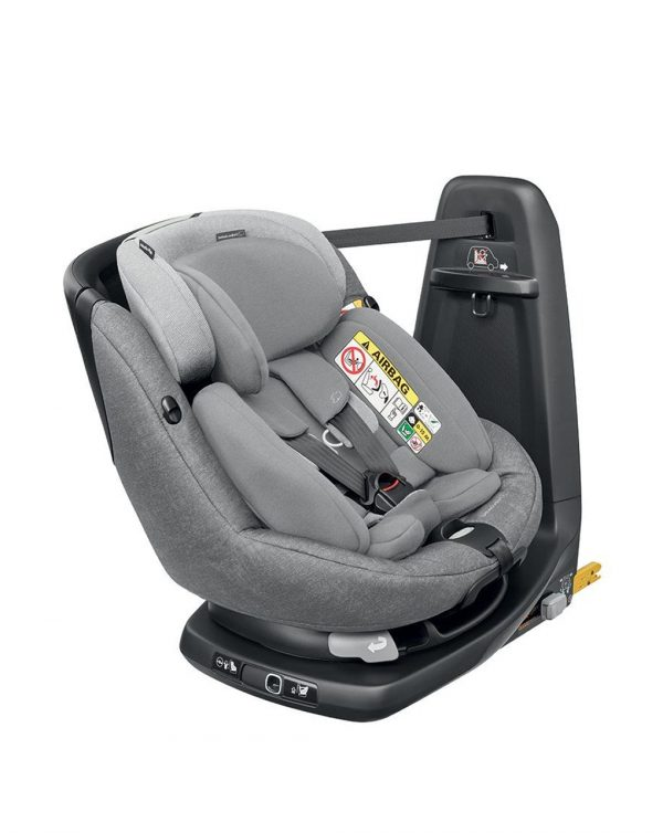 Seggiolino auto Axissfix nomad grey - Bébé Confort