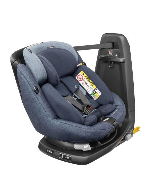 Seggiolino auto Axissfix (Gr. 0+/1) nomad blue - Bébé Confort