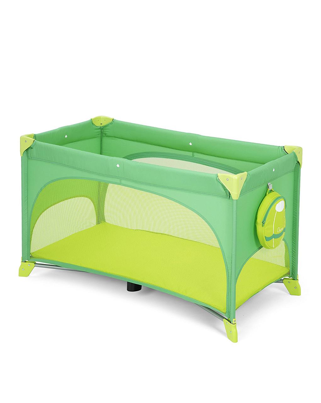 Lettino Box.Lettino Chicco Easy Sleep Green Casa Cameretta Box E Lettini Da