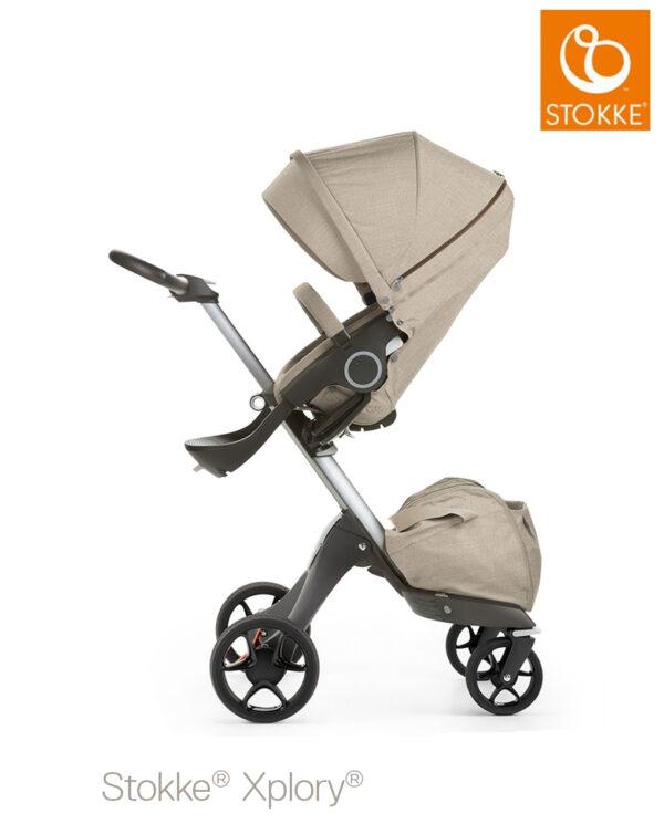 Stokke® Xplory® V5 - beige melange - Stokke