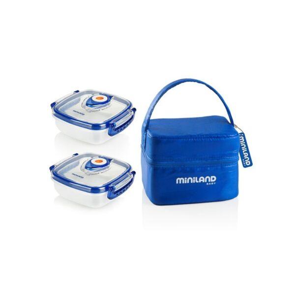 Pack-2-go hermifresh blue - Miniland