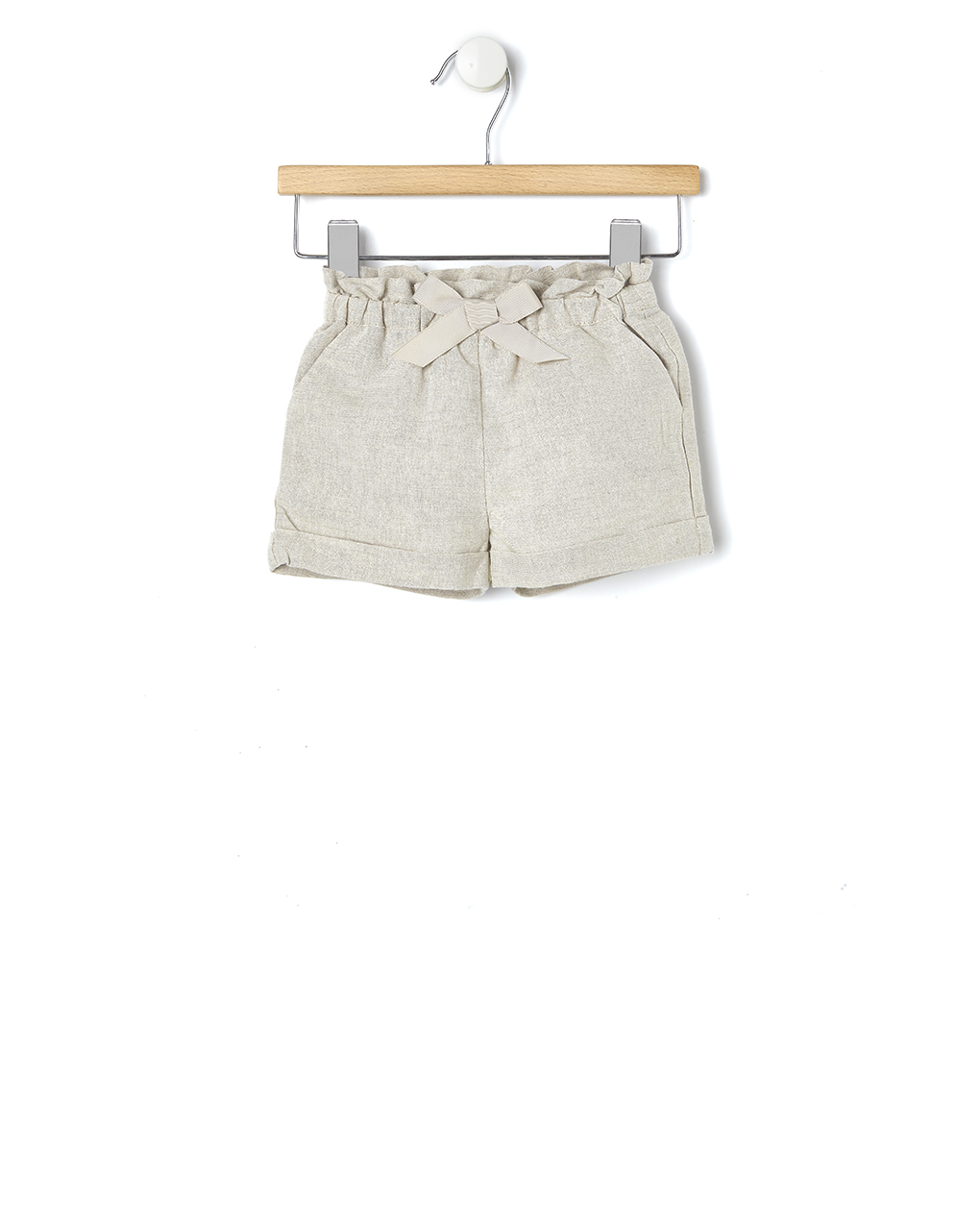 codice promozionale 16e22 4c85c Pantaloncino elegante in lino