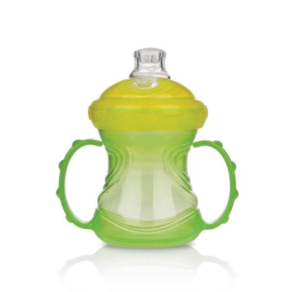 Tazza no spill con manici 240ml (6m+) - Prénatal