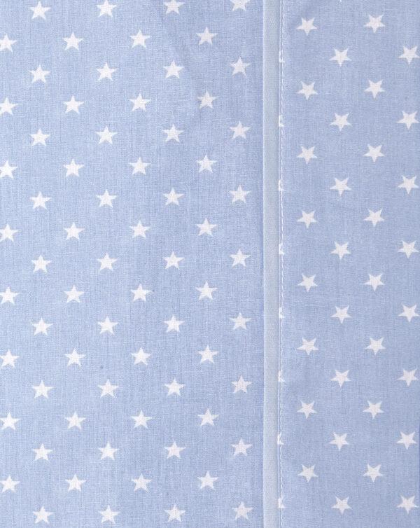Completo lenzuola per letto 3 pezzi con stelle grigie - Prénatal