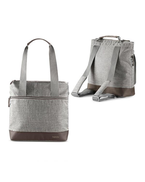 Back Bag Aptica Mineral Grey - Inglesina