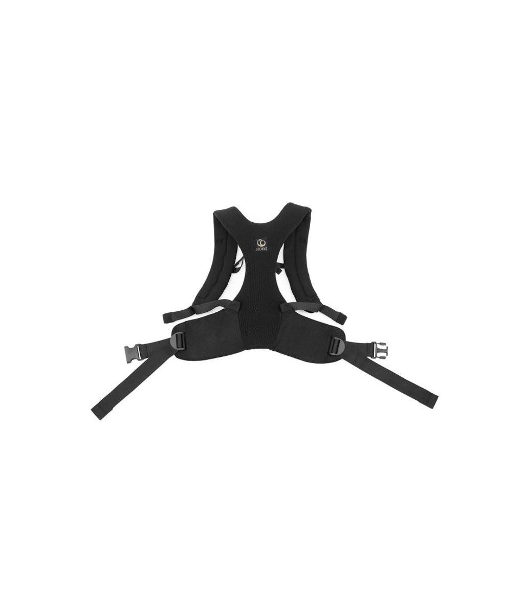 Marsupio anteriore stokke® mycarrier™ black mesh - Stokke