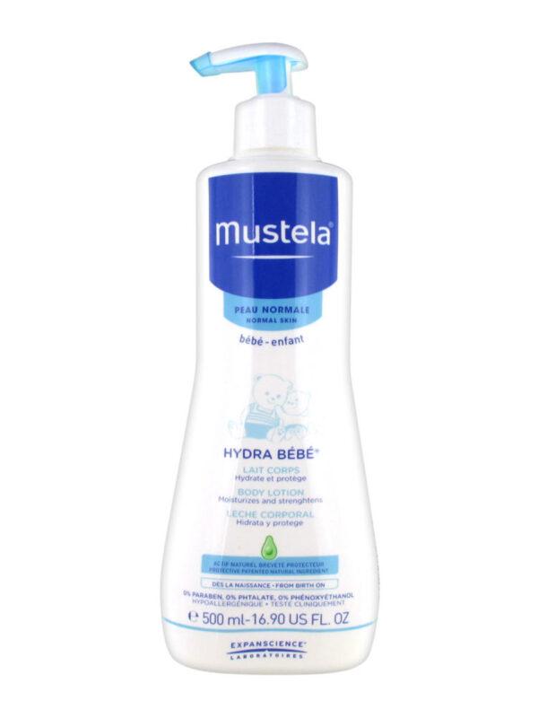 Hydra bebe latte corpo 500ml. - Mustela