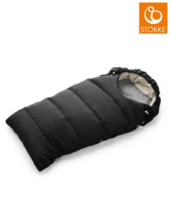 Stokke® Sacco a pelo invernale - onyx black - Stokke