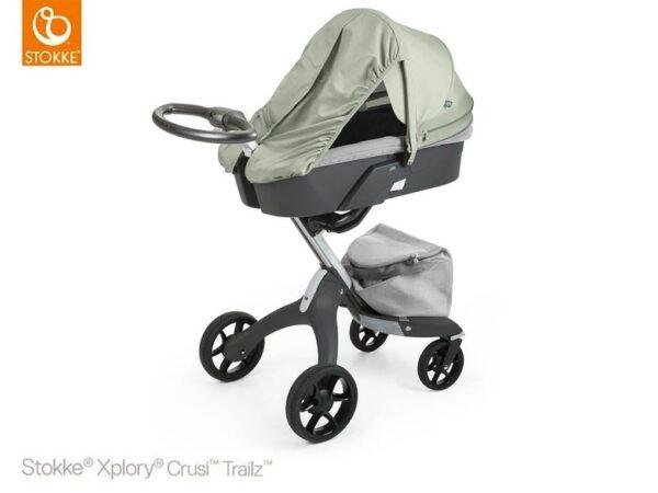 Summer Kit per Passeggino Stokke® Flora Green - Stokke