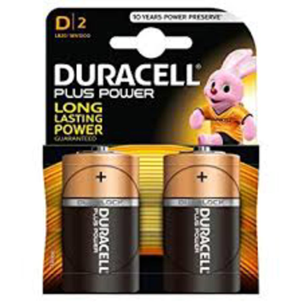 Plus power torcia - Duracell