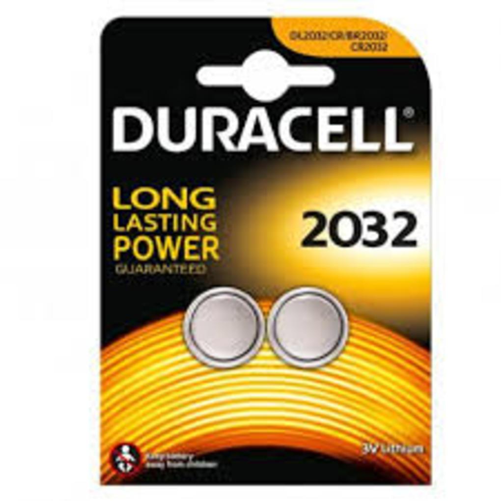 Batteria 2032 b2 - Duracell