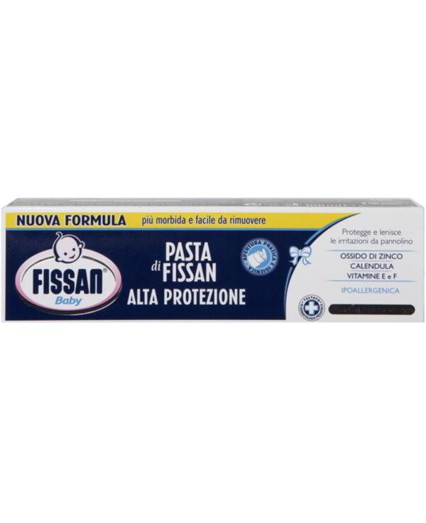 Pasta alta protezione nuova formula - Fissan