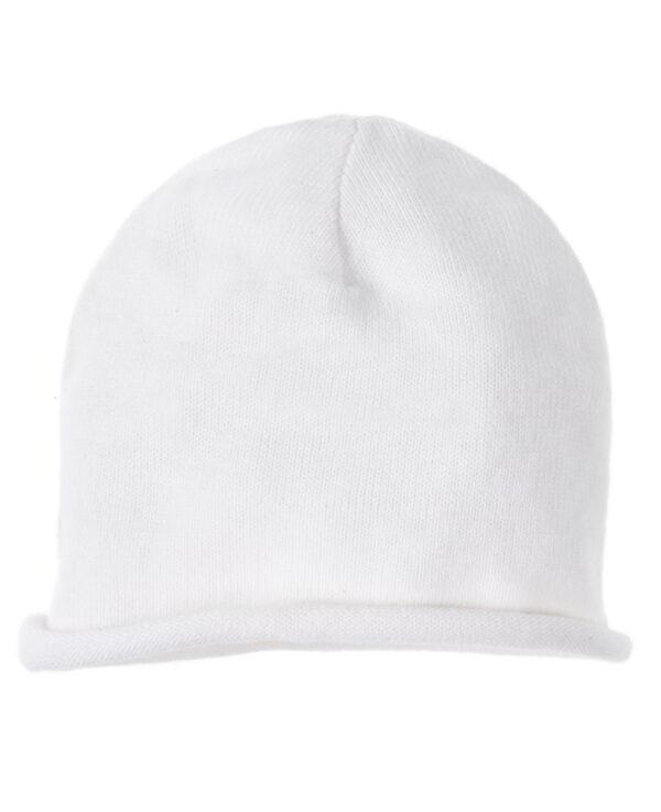 Cuculo bianco in tricot di lana - Prénatal