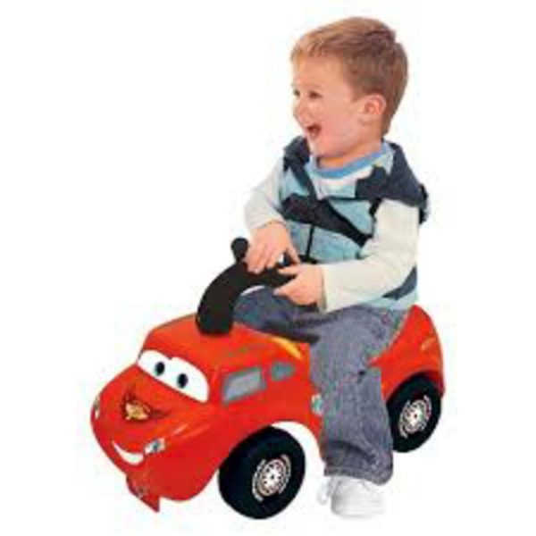 Cavalcabile Cars luci e suoni - Prénatal