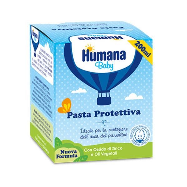 Pasta protettiva vaso 200ml - Humana Baby
