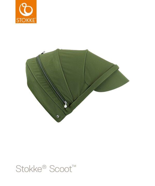 Cappottina per Stokke® Scoot™ - green - Stokke