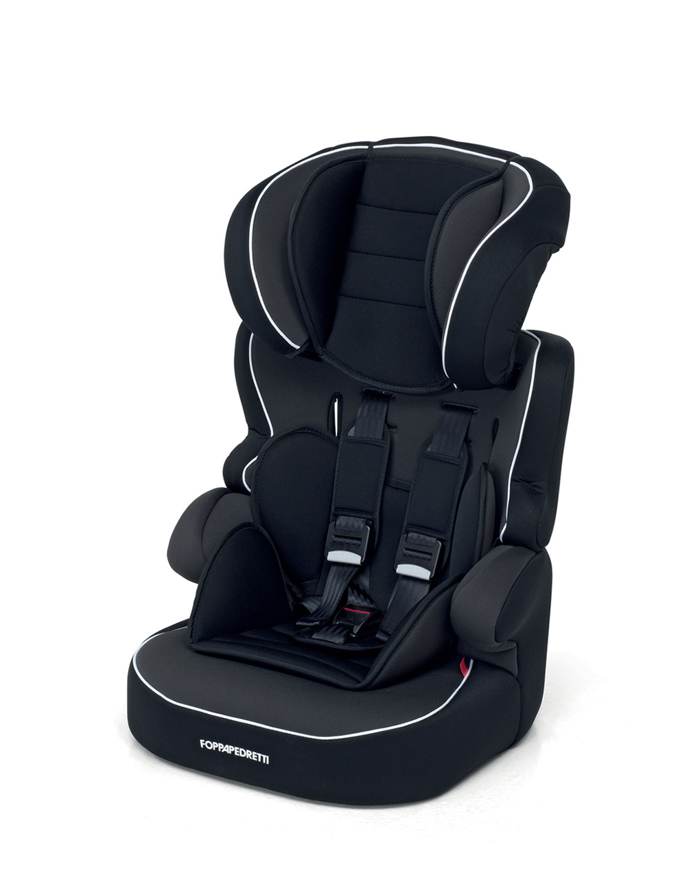 Seggiolino auto foppapedretti baby road - black - Foppapedretti