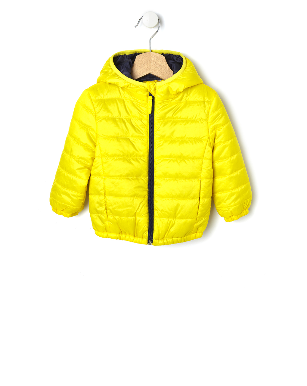 cheap for discount d0fbb c5eef Piumino leggero giallo