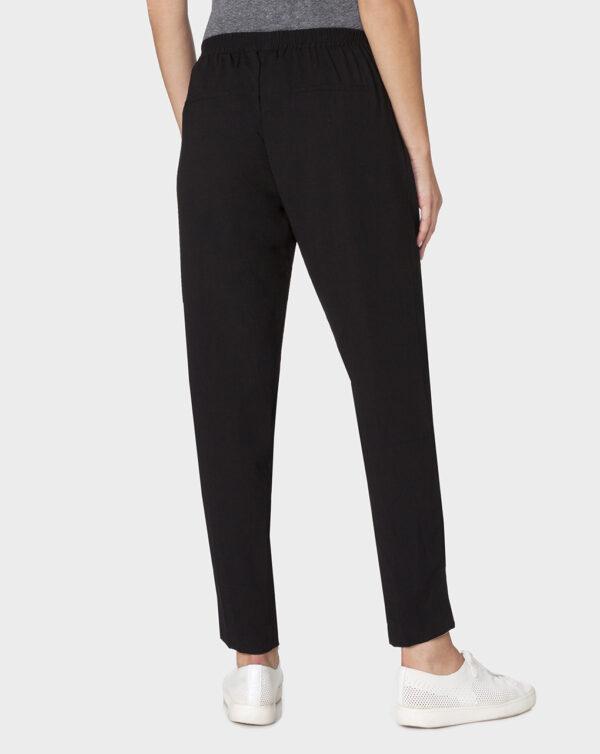 Pantaloni neri con coulisse - Prénatal