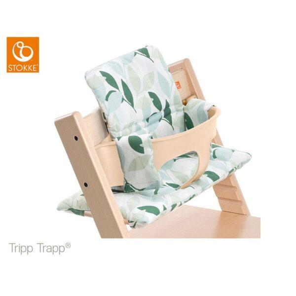 Cuscino per Stokke® Tripp Trapp® - green forest - Stokke