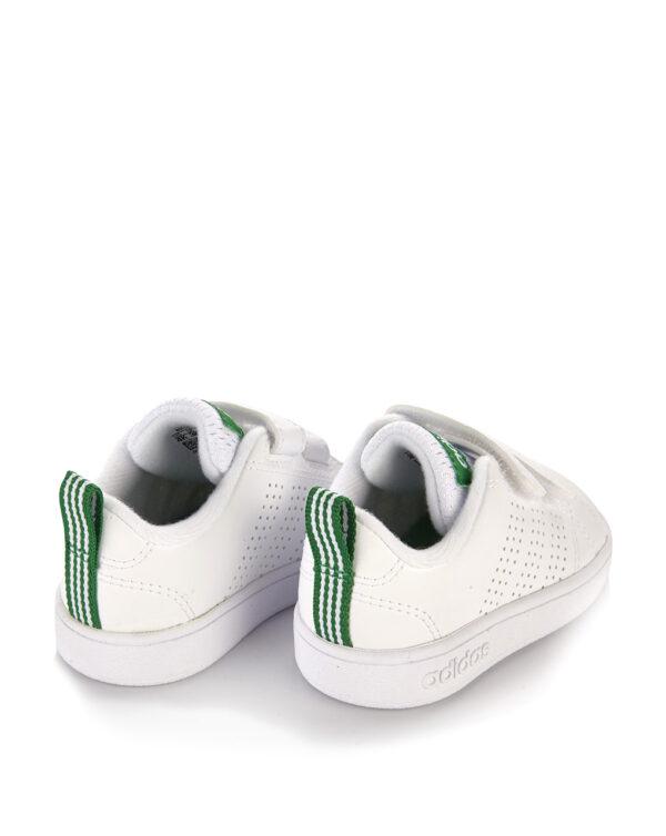Scarpa sportiva bianca con etichetta verde - Prénatal