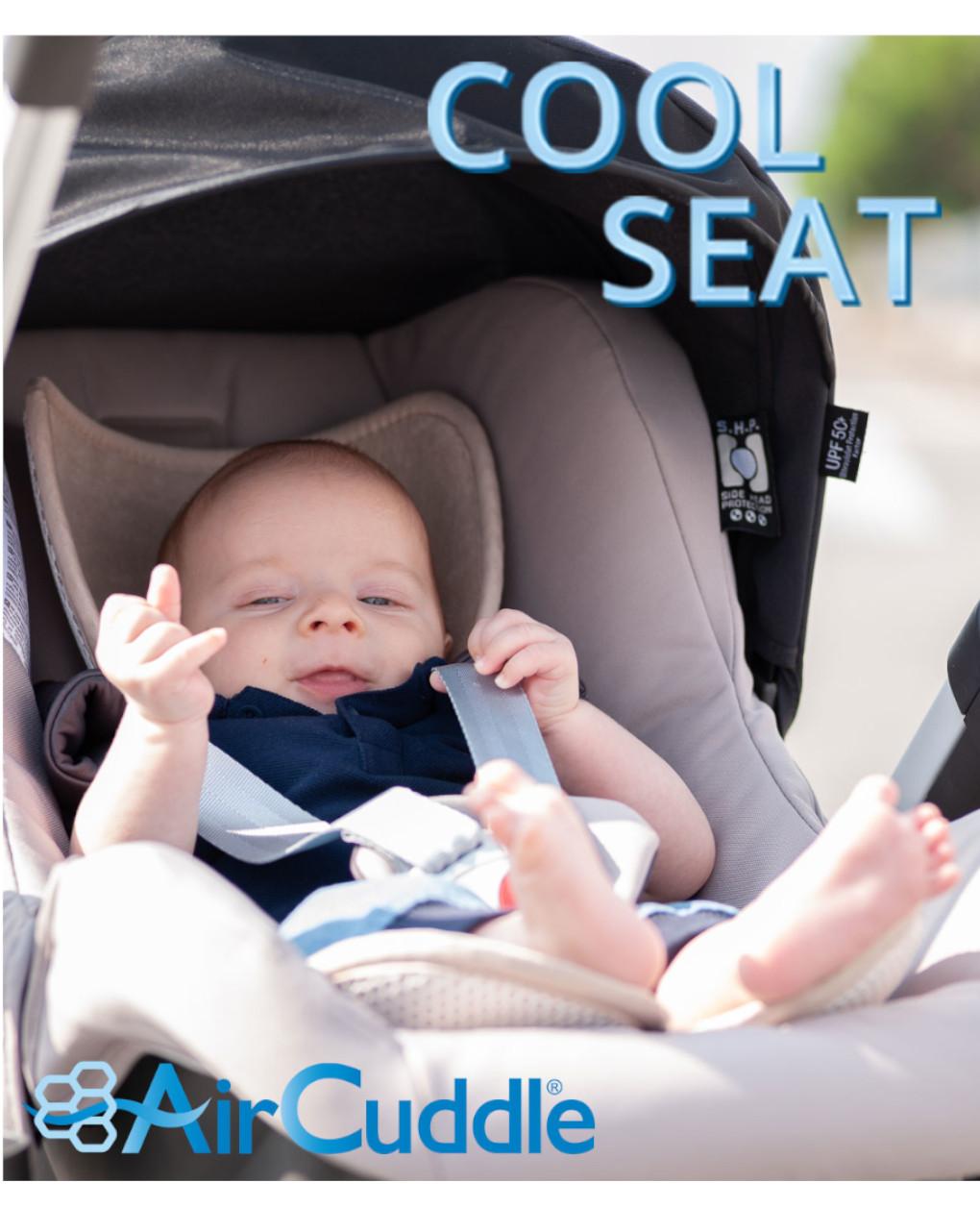 Cool seat foderina gruppo 0 aircuddle sabbia - AirCuddle