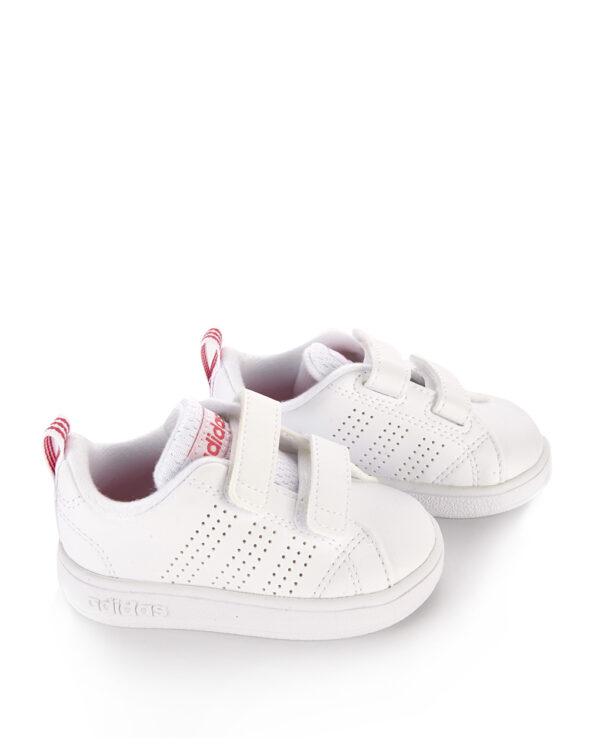 Scarpe sportive bianche con etichetta rosa - Prénatal