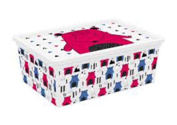 C-BOX HIPSTER S - 37x26x14h - Kis
