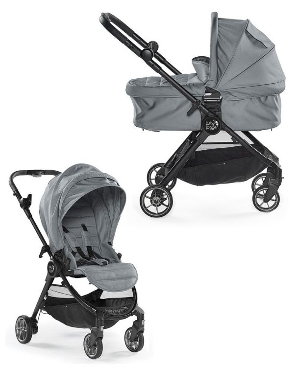 Duo City Tour LUX - slate - Baby Jogger