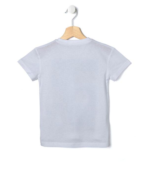 T-shirt bianca con stampa fumetto - Prénatal
