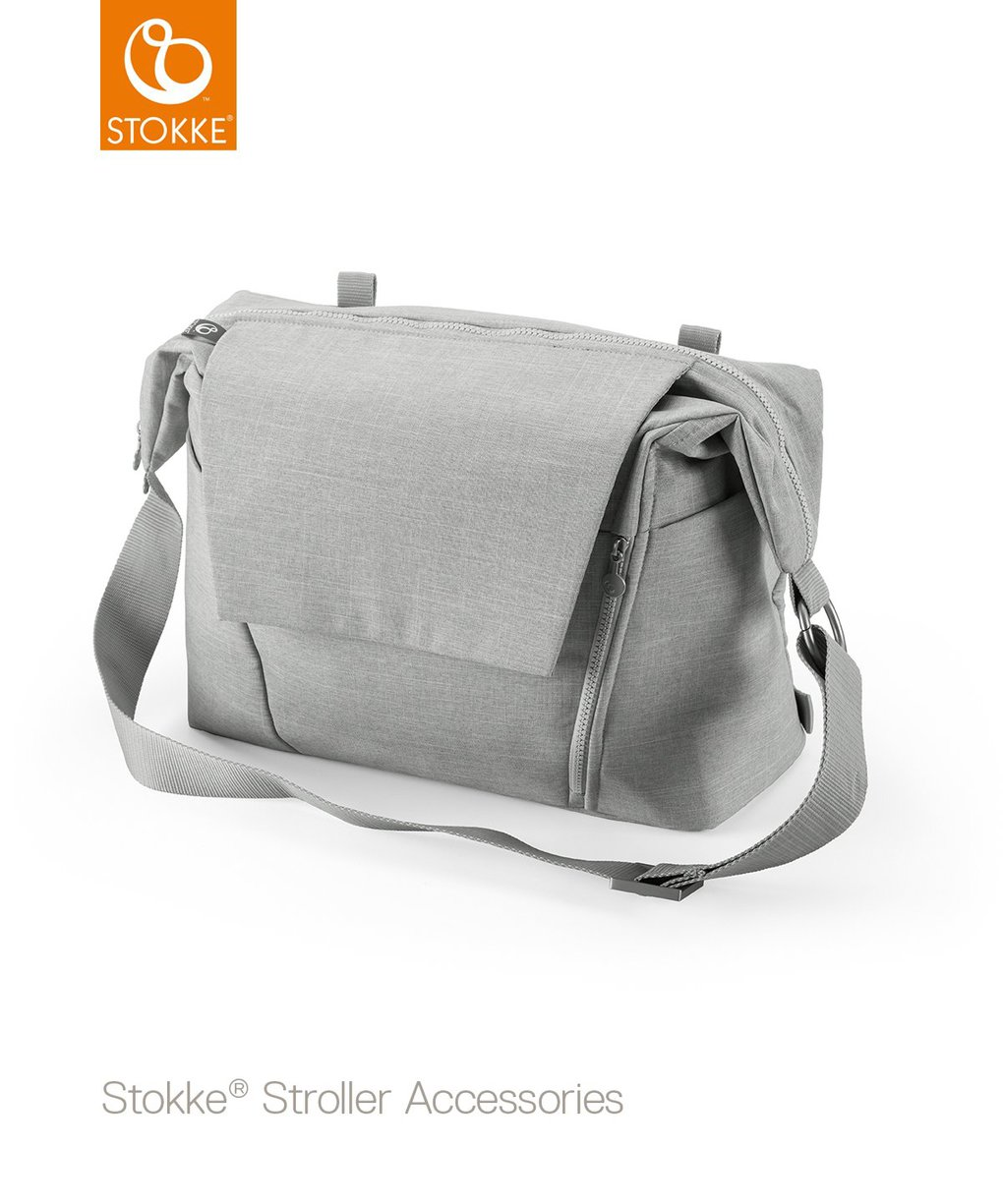 Stokke® borsa per il cambio - grey melange - Stokke