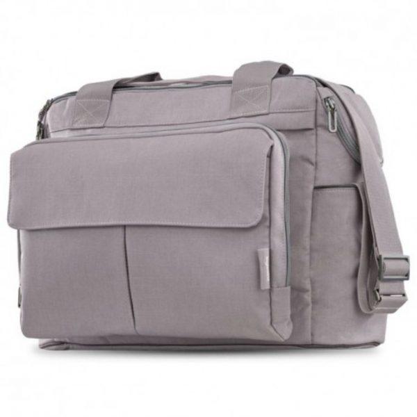 Borsa dual bag Trology stone grey - Inglesina