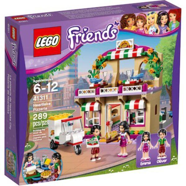 LEGO® Friends - La pizzeria di Heartlake (6-12 anni) - Lego
