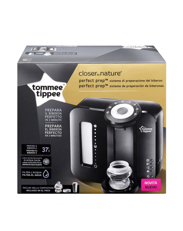 Dispositivo Perfect Prep Nero - Tommee Tippee