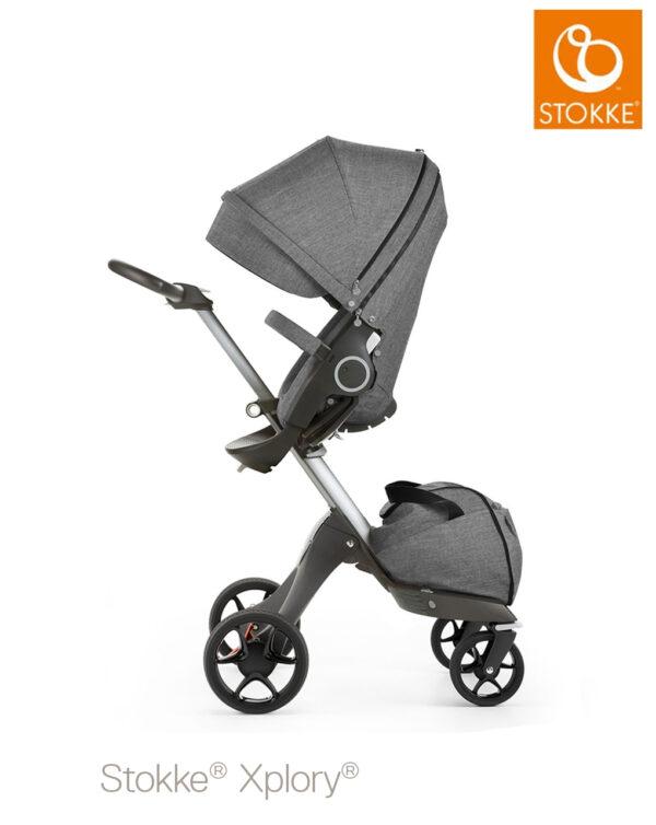 Stokke® Xplory® V5 - black melange - Stokke