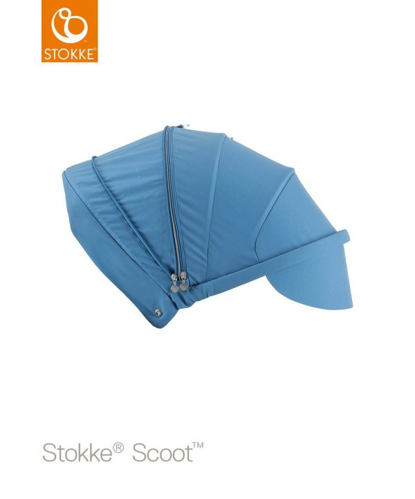 Cappottina per Stokke® Scoot™ - blue - Stokke