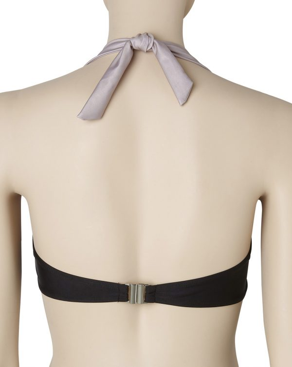 Reggiseno bikini imbottito bicolore - Prénatal