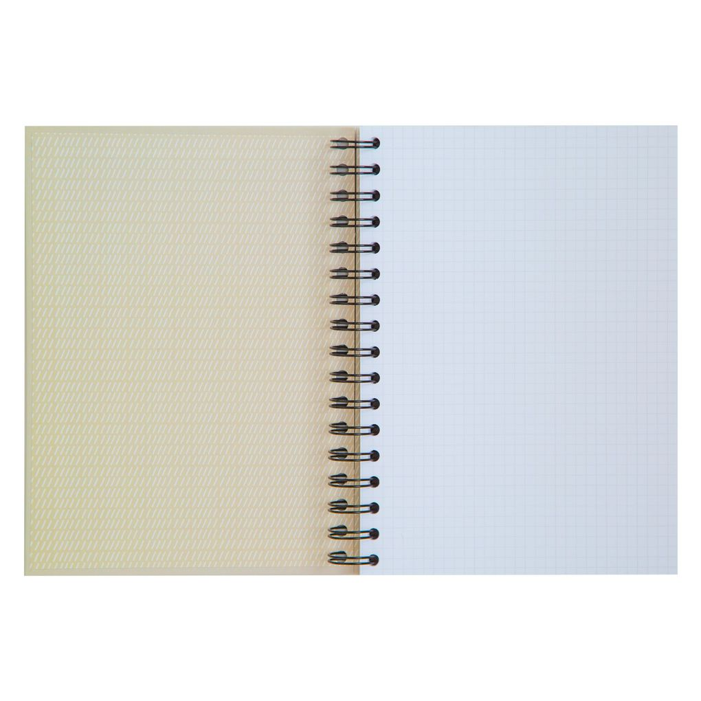"""Quaderno a colori """"non c'è niente di impossibile"""" - Mr. Wonderful"""