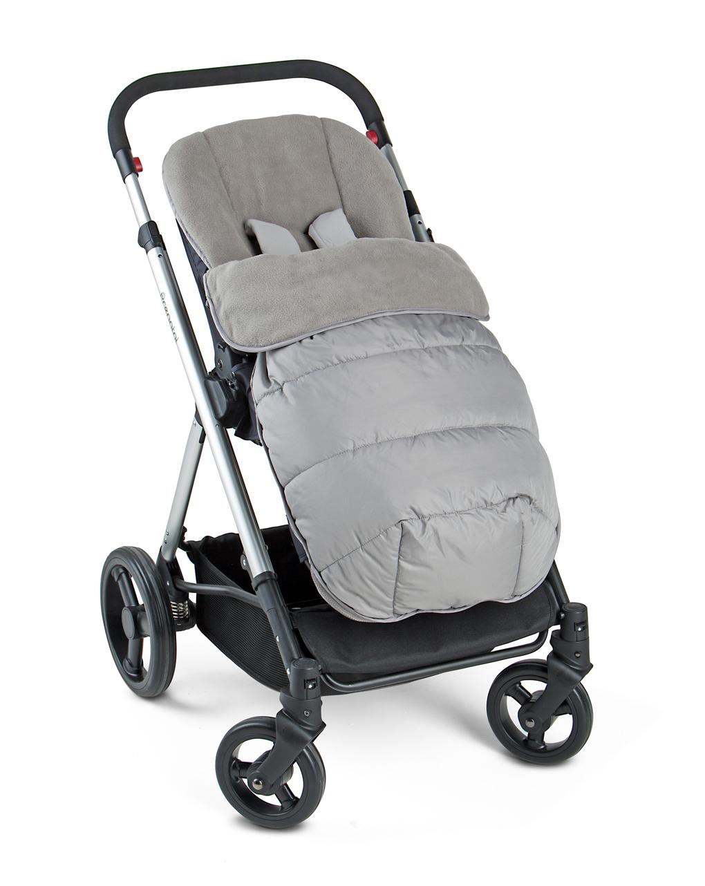 b0967dfbb372 Sacco per passeggino grey - PASSEGGINI