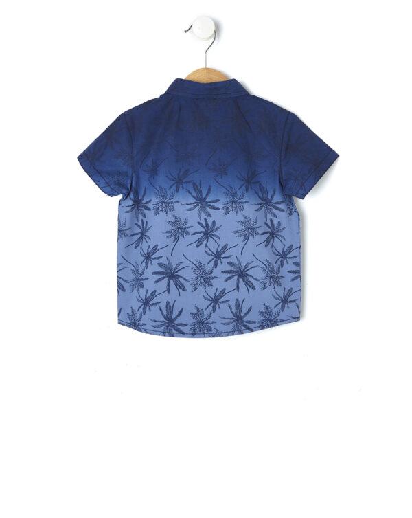 Camicia con stampa all-over palme - Prénatal