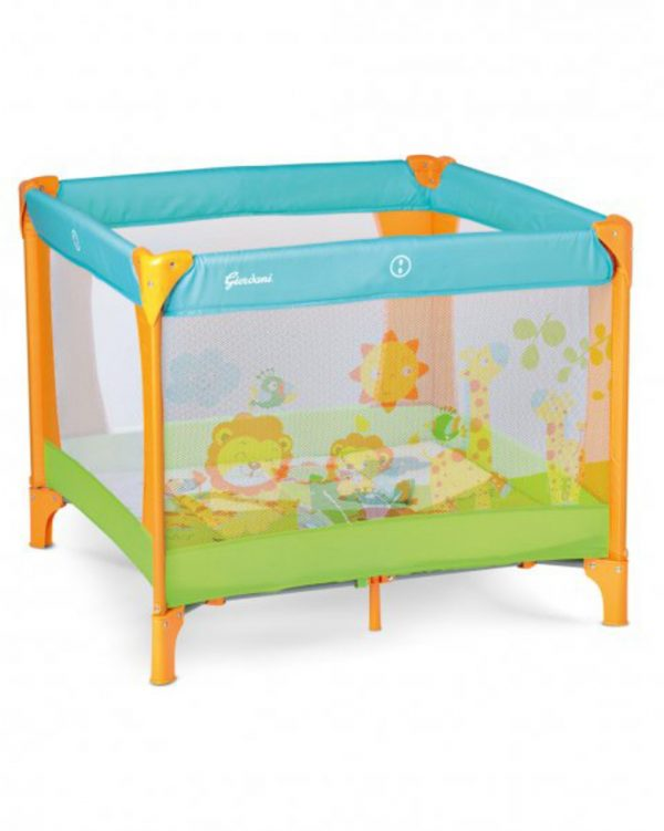Box quadrato Jungle Friends - Giordani