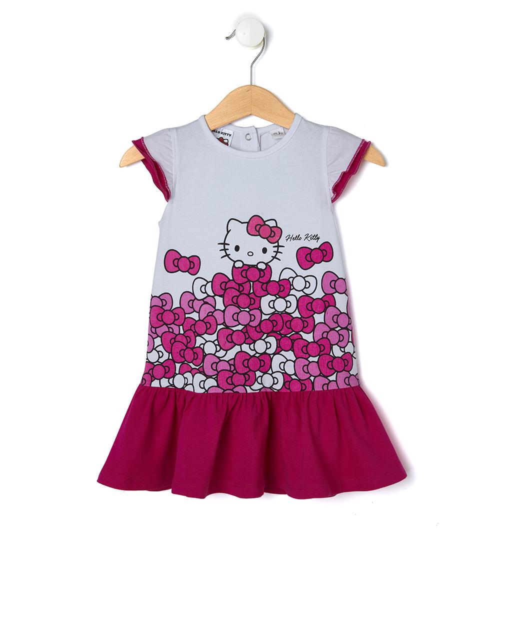 1951376b9ff3 Abito in jersey con stampa Hello Kitty - NEONATO 0-36
