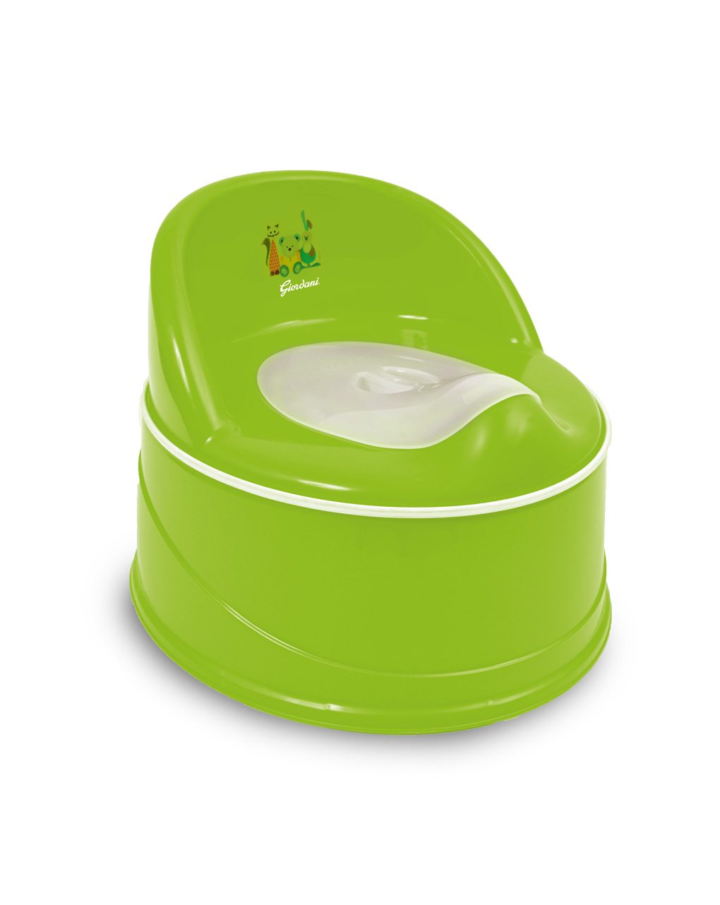 Vasino riduttore + riduttore wc + pedana rialzo verde - Giordani
