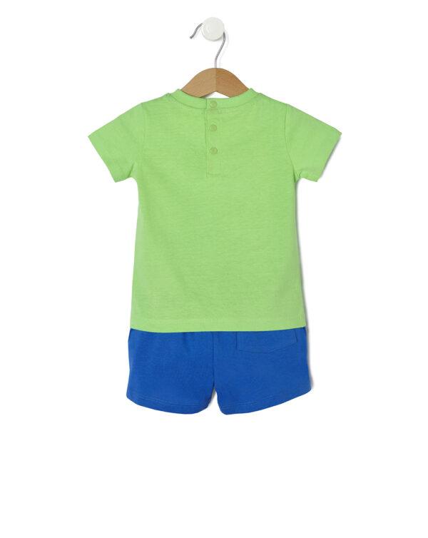 Set due pezzi T-shirt e calzoncini - Prénatal