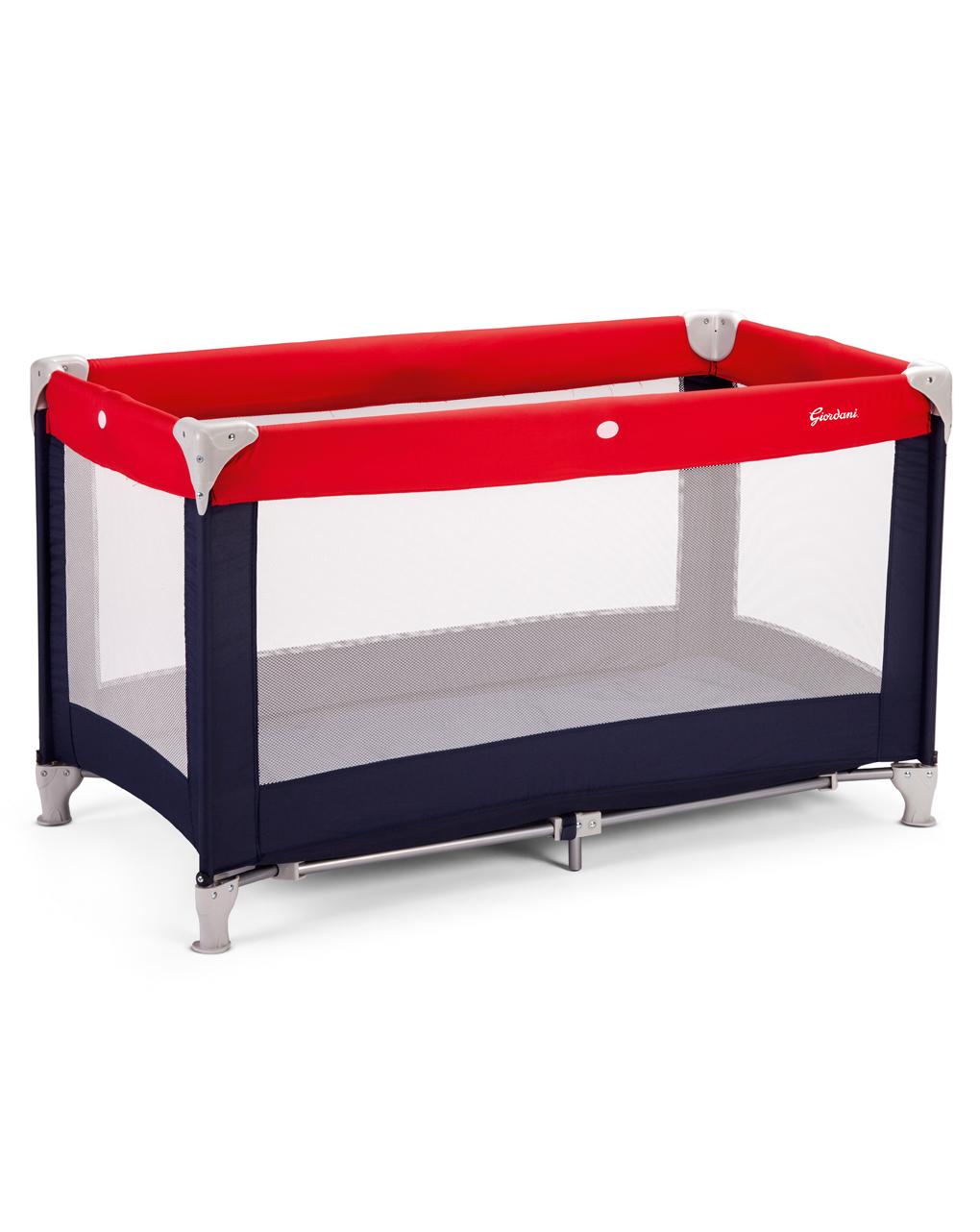 Lettino Box.Lettino Da Viaggio Travel Easy Blu Rosso Casa Cameretta Box E