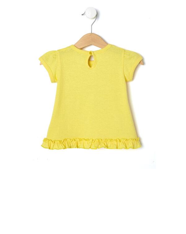 T-shirt mezza manica con stampa margherita - Prénatal
