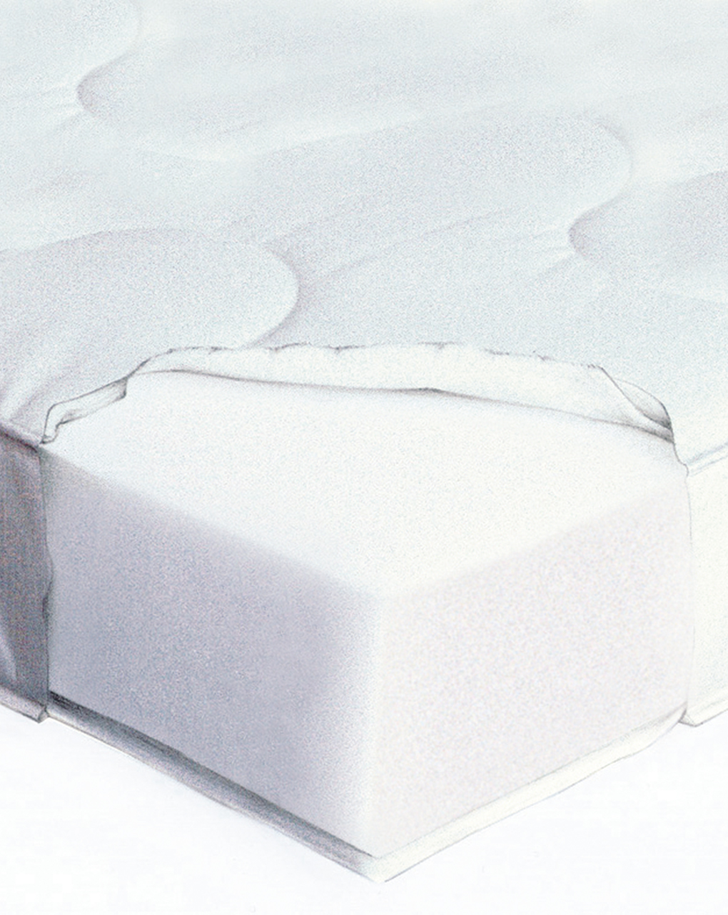 Materasso antiacaro non sfoderabile - Giordani