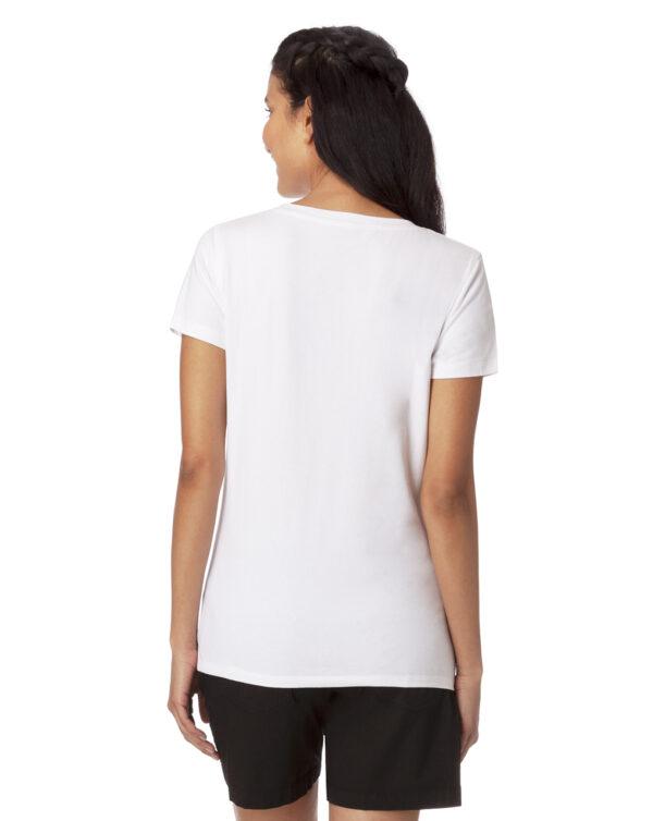 T-shirt bianca con scritta Girl Power - Prénatal